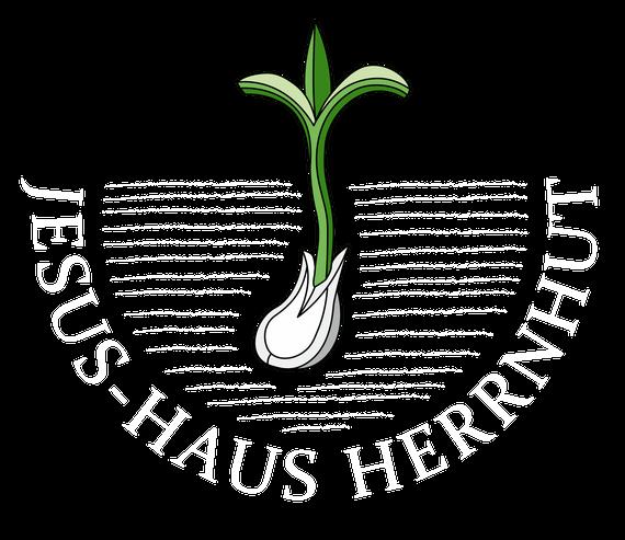 Logo Jesus Haus white 3 klein