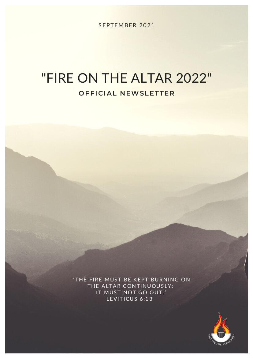 Fire on the Altar 2022 - Newsletter Sept 2021.pdf